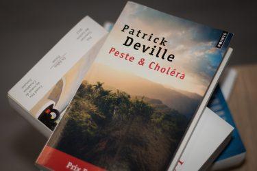 Peste et Cholera de Patrick Deville