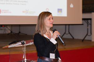 Constance Delaugerre, présidente du comité scientifique de Sidaction